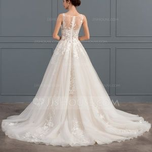 Jjshouse Dresses Tulle And Lace Wedding Dress Poshmark